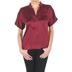 Textiel Dames Tops / Blousjes Lola COLOMBE ESTATE Bordeaux