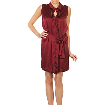 Textiel Dames Korte jurken Lola ROSE ESTATE Bordeaux