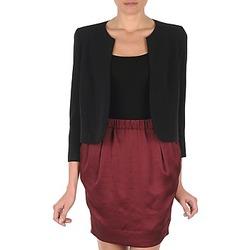 Textiel Dames Jasjes / Blazers Lola VICTORIA DOPPIO Zwart