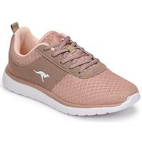 Schoenen Dames Lage sneakers Kangaroos BUMPY Roze