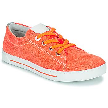 Schoenen Kinderen Lage sneakers Birkenstock ARRAN KIDS Orange