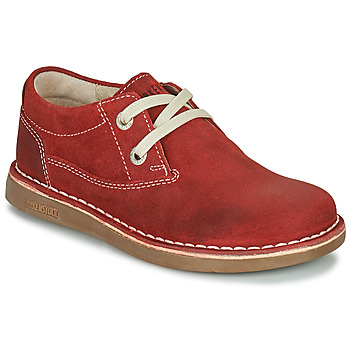 Schoenen Kinderen Derby Birkenstock MEMPHIS KIDS Rood