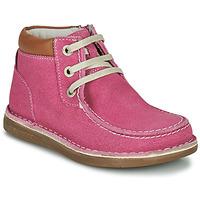 Schoenen Meisjes Laarzen Birkenstock PASADENA HIGH KIDS Roze