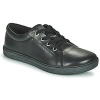 Schoenen Kinderen Lage sneakers Birkenstock ARRAN KIDS Zwart
