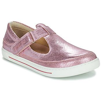 Schoenen Meisjes Ballerina's Birkenstock ABILENE Roze