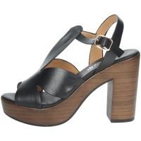 Schoenen Dames Sandalen / Open schoenen Repo 56247-E1 Black