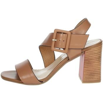 Schoenen Dames Sandalen / Open schoenen Repo 31634-E1 Brown leather