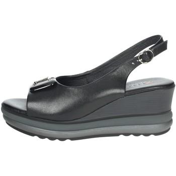 Schoenen Dames Sandalen / Open schoenen Repo 20428-E1 Black