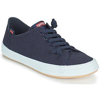 Schoenen Dames Lage sneakers Camper HOOPS Blauw