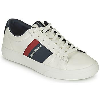 Schoenen Jongens Lage sneakers Jack & Jones MISTRY Wit