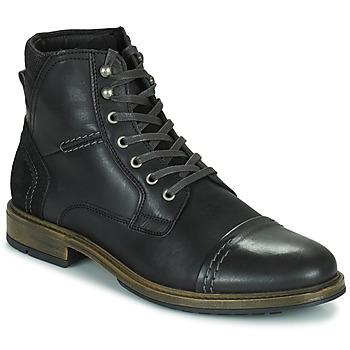 Schoenen Heren Laarzen Casual Attitude HOKES Zwart