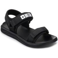 Schoenen Heren Sandalen / Open schoenen Big Star HH174842 Noir