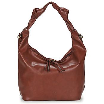 Tassen Dames Handtassen lang hengsel Moony Mood ODALIO Brown