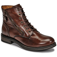 Schoenen Dames Laarzen Casual Attitude NUNAISE Brown