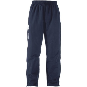 Textiel Trainingsbroeken Canterbury  Marine / Wit