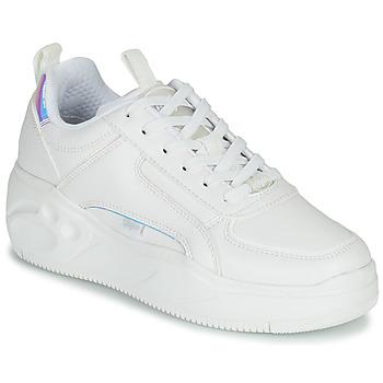 Schoenen Dames Lage sneakers Buffalo FLAT SMPL 2.0 Wit