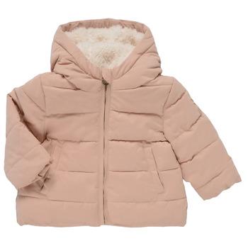 Textiel Meisjes Wind jackets Ikks CACAO Roze