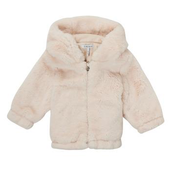 Textiel Meisjes Wind jackets Ikks CANNELLE Wit