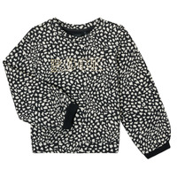 Textiel Meisjes Sweaters / Sweatshirts Ikks GREGE Zwart