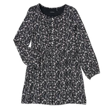 Textiel Meisjes Korte jurken Ikks MALACHITE Zwart