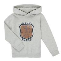 Textiel Jongens Sweaters / Sweatshirts Ikks LAVANDE Grijs