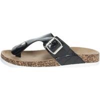 Schoenen Dames Slippers Laura Biagiotti 6858 Black