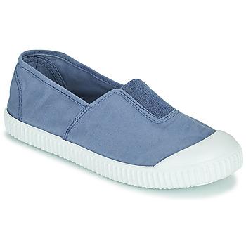 Schoenen Kinderen Lage sneakers Victoria  Blauw