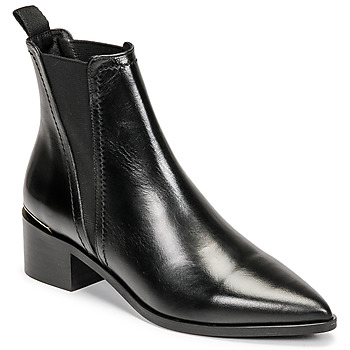 Schoenen Dames Enkellaarzen Minelli BLERINA Zwart