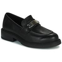 Schoenen Dames Mocassins Minelli KARISMA Zwart