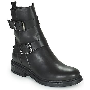Schoenen Dames Laarzen Minelli PAULINA Zwart