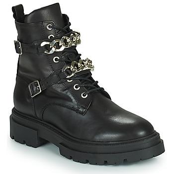 Schoenen Dames Laarzen Minelli GIULIA Zwart