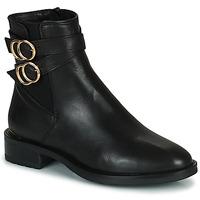 Schoenen Dames Laarzen Minelli LISA Zwart