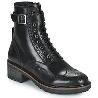 Schoenen Dames Laarzen Minelli ALOILA Zwart