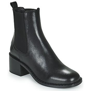 Schoenen Dames Enkellaarzen Minelli FREYLA Zwart