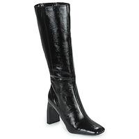 Schoenen Dames Hoge laarzen Minelli PALOMA Zwart