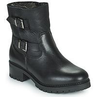 Schoenen Dames Enkellaarzen Minelli LEILA Zwart