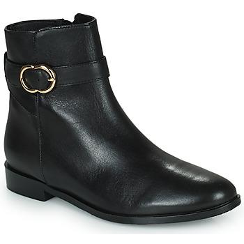 Schoenen Dames Laarzen Minelli FANNITA Zwart