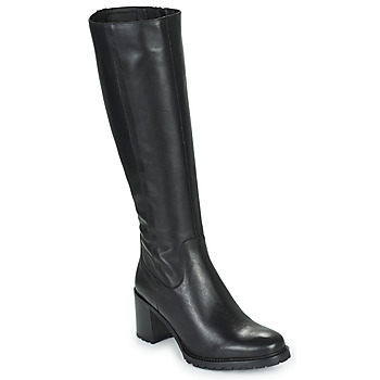 Schoenen Dames Hoge laarzen Minelli NELLA Zwart