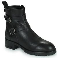 Schoenen Dames Laarzen Minelli LISTERIA Zwart