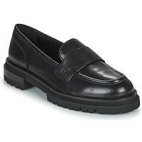 Schoenen Dames Mocassins Minelli JOY Zwart
