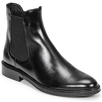 Schoenen Dames Laarzen Minelli HERNILA Zwart