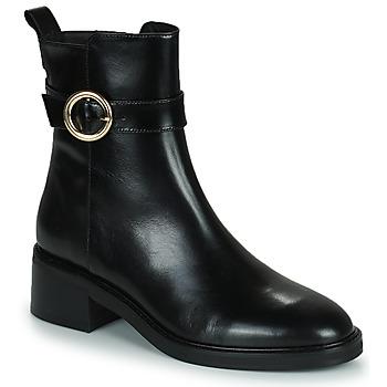 Schoenen Dames Enkellaarzen Minelli KAMELIA Zwart