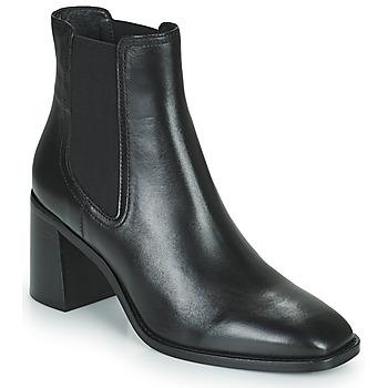 Schoenen Dames Enkellaarzen Minelli IRINA Zwart