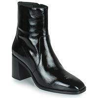 Schoenen Dames Enkellaarzen Minelli SELINA Zwart