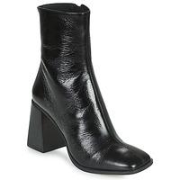 Schoenen Dames Enkellaarzen Minelli LOULITA Zwart