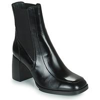 Schoenen Dames Enkellaarzen Minelli NEOPARA Zwart