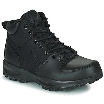Schoenen Heren Hoge sneakers Nike NIKE MANOA Zwart