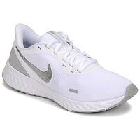 Schoenen Dames Allround Nike WMNS NIKE REVOLUTION 5 Wit / Zilver