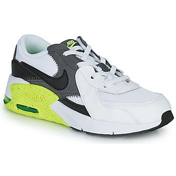 Schoenen Kinderen Lage sneakers Nike NIKE AIR MAX EXCEE (PS) Wit / Zwart
