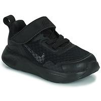 Schoenen Kinderen Allround Nike NIKE WEARALLDAY (TD) Zwart